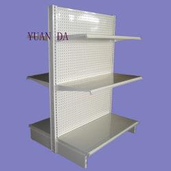Scaffalatura americana della visualizzazione della gondola di stile di Madix del supermercato (YD-X9)