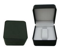 Luxe et de la case en cuir de qualité Boîtier en plastique pour regarder (YS109)