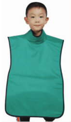 Protezione per i pazienti indumenti protettivi raggi X.
