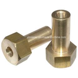 高品質の精密真鍮の付属品