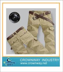 Lavé pantalon cargo occasionnels de loisirs pour les hommes (CW-MCP-2)