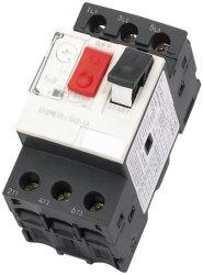 El modelo Gv2 de protección de motor de disyuntor
