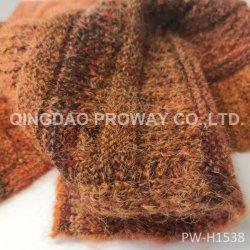 Щетки нитей, в свете взвешенной и Вся обшивочная ткань, Омбре цветовой эффект