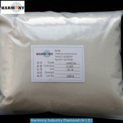 La polvere policristallina del diamante di elevata purezza del fornitore della Cina per la fabbricazione del PCD/PDC muore, taglierine di PCD e spazii in bianco dell'utensile per il taglio di PCD