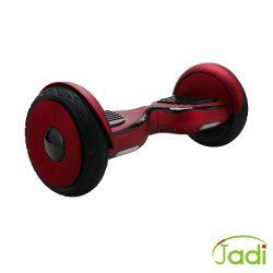 Balance de 2 ruedas Scooter Electric monopatín con luz LED Hoverboard de adultos para niños