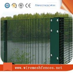 Maglia rivestita della prigione della barriera di sicurezza di ascensione 358 del PVC anti