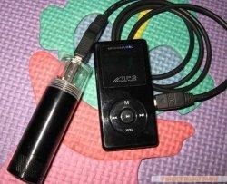 Carga rápida Mobile power bank portátil de emergência carregador da bateria