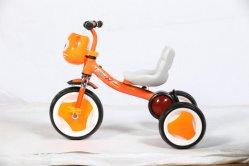 Triciclo dei capretti con il giro dei bambini dell'indicatore luminoso e di musica sul giocattolo