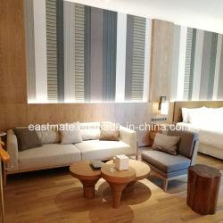 Wohnzimmer-Möbel-Hotel-Sofa eingestellt mit abgleichendem Tisch-Hotel-Schlafzimmer-Sofa