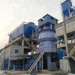 Ggbs/tierra de escoria granulada de alto horno de la línea de producción