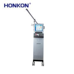 CO2 дробные лазер для угри скар обращения косметический салон машины с высокой мощности