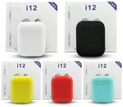 GroßhandelsTws Inpods 12 ursprünglicher drahtloser Bluetooth Kopfhörer des Kopfhörer-I12 Earpod