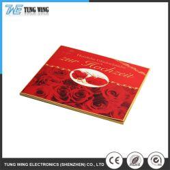 Módulo de som musical do gravador de voz para o cartão de saudação de casamento