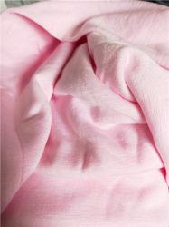 Cotone organico organico del panno/94% di Kitting del tessuto della nervatura del tessuto di cotone di 100% 1X1, elastico di 4%/tessuto lavorato a maglia panno della nervatura tessuto 2X2 dello Spandex