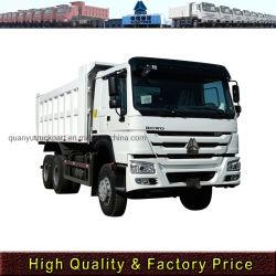 Vrachtwagen van de Stortplaats van de Vrachtwagen van de Kipwagen/van de Kipper van Sinotruk 6X4 290-371HP van de Prijs van de Vrachtwagen HOWO de Hete voor Nieuw en Gebruikte HOWO
