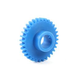 OEM de plástico de alta precisión el engranaje de velocidad engranaje recto.