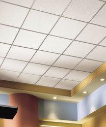 60X60 акустические минеральных волокон потолку