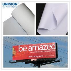 Stampa rivestita della bandiera della flessione dello spazio in bianco del PVC della bandiera di alta qualità