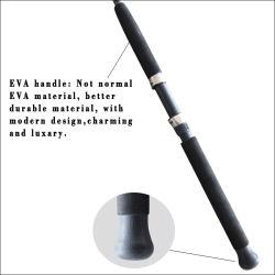 Pesca Rod di filatura ad alta resistenza della strumentazione di pesca