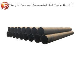 En10210 S275 S355 de 24 pulgadas SSAW Ms el tubo de acero ASTM A36 para programar las especificaciones de tubo de acero de 40