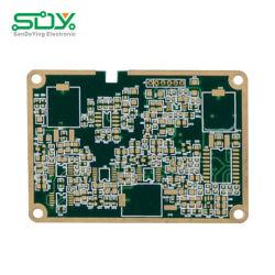 Fábrica OEM placas PCB electrónico 94V0 de doble placa de Control de capas de PCB en Shenzhen