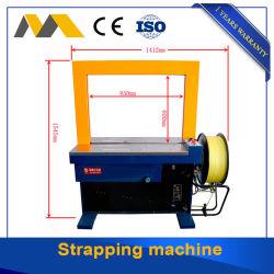 Vollautomatische Tischplattenplastikstreifenbildung, die den Maschinen-/Automatic-Kasten gurtet Maschine gurtet