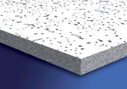 Akustische Decke/Mineralfaser-Decke/fehlerfreier Beweis-Gips-Vorstand