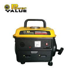 Значение мощности 650 Вт 0,65 ква бензиновый генератор руководство с 1-цилиндровым двигателем для продажи