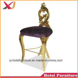 Chaise Longue silla real para la Boda o banquete/restaurante/Hotel/Home