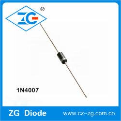 1n4001-1n4007 Rectificador de silício de Propósito Geral diodos retificadores de propósito geral
