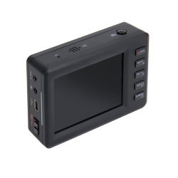 타전된 Controler LCD 스크린 전시를 가진 휴대용 이동할 수 있는 선수 기록병 소형 DVR