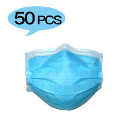 50 maschere non tessute monouso maschera protettiva antipolvere per il viso
