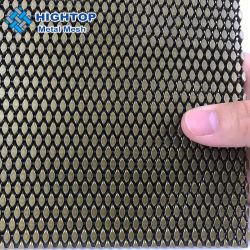 Le design intérieur du panneau de l'élévateur à mailles métalliques décoratifs de finitions
