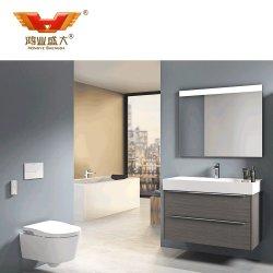 Низкая цена роскошный отель мебель ванная комната в левом противосолнечном козырьке