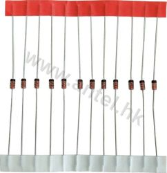Les diodes Zener 1 W/N-35 ou N-34