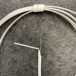 ponticello della punta di 3mm per la maschera di protezione