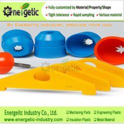 Maquinaria de procesamiento de plástico Costomized girando las piezas de tejido/Fábrica Personalizada de moldeo por inyección de plástico ABS de piezas de autos