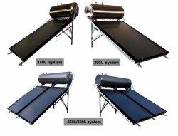 고효율 태양열 난방 시스템 평면 히터 홈용 플레이트 수집기