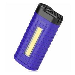 Het mini Licht van het Werk van de MAÏSKOLF, 3W Draagbare Navulbare LEIDEN van de Inspectie van de Auto Licht met Klem & Kabel USB voor Binnen & OpenluchtVerlichting
