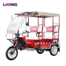 Cheap & Hot sales au Bangladesh 3 roue Tricycle électrique passager rickshaw