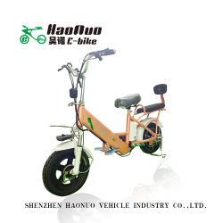 Roue de 14pouces 48V 350watt cargo lourds vélos électriques pour la vente