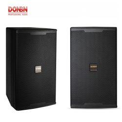 Dz el sistema de sonido de alta calidad profesional de audio con el Woofer