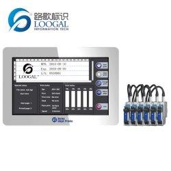 Imprimante industrielle à jet d'encre haute résolution haute vitesse série EC