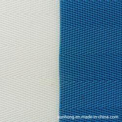 Déshydratation des boues tissu maille polyester de la courroie de l'industrie de la courroie du convoyeur de filtre