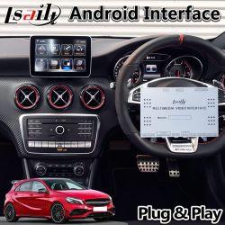 Android видео интерфейс GPS навигатор для 2015-2019 год Benz a-класса W176