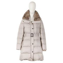 بط أبيض طويل أسفل أسد أزياء مصنعي المعدات الأصلية سترة مريحة عالية الجودة ملابس ذات أقمشة عالية الجودة