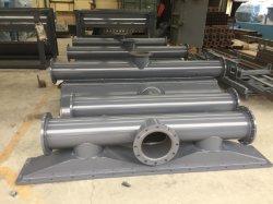 Custom TIG MIG Arco inoxidable CNC OEM/acero al carbono de corte por láser/doblar/láminas de metal de soldadura automática de fabricación de piezas de repuesto /