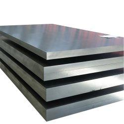 ألومنيوم ملفوفة ساخنة T5 T6 تتم المعالجة من الألومنيوم السبائكي اللوحة