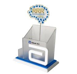 아크릴 아크릴 소자의 아크릴 얇은 간판 디스플레이 광고 장비