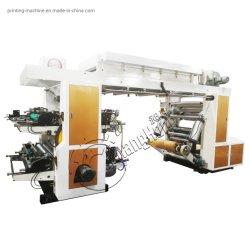 4 色スタックタイプ高品質 / ホットセール / 高速オーブン フレキソ印刷機 / フレックス印刷機